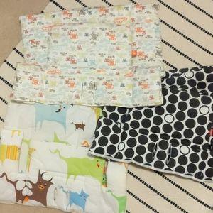 Bundle of Stokke tripp trapp cushions